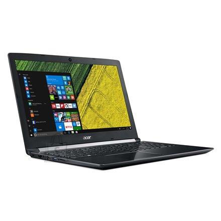 "Acer Aspire 5 A515-51G Black 15.6"" sülearvuti"