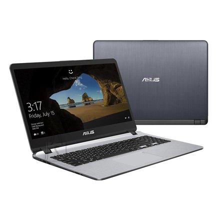 """Asus VivoBook X507UA Grey 15.6"""" sülearvuti"""