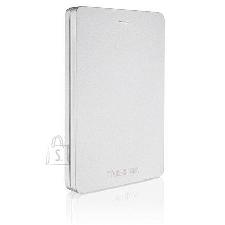 "Toshiba Toshiba Canvio Alu 2000 GB, 2.5 "", USB 3.0, Silver"