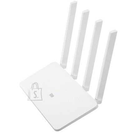 Xiaomi Xiaomi Router Mi Router 3C 10/100 Mbit/s, Ethernet LAN (RJ-45) ports 2, 2.4GHz, Wi-Fi standards 802.11n, 300 Mbit/s, Antenna type External, Antennas quantity 4