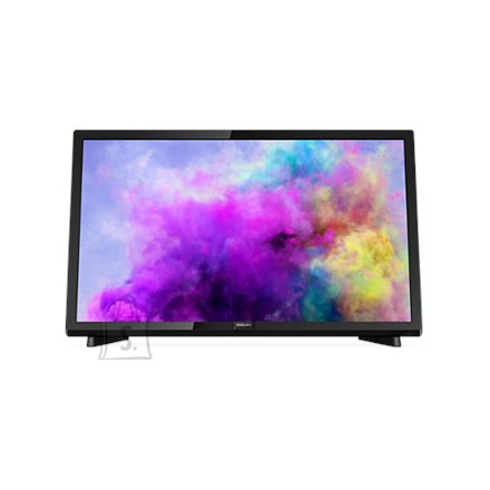 "Philips 22"" Full HD Ultra Slim LED teler"