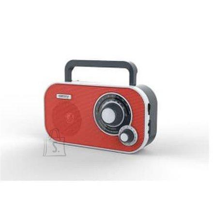 Camry punane kaasaskantav raadio