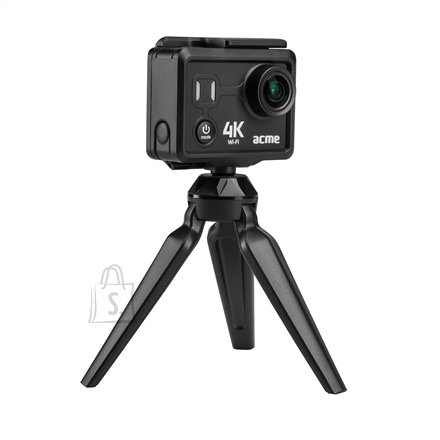 ACME Acme 4K Sports and action camera VR302 2 year(s), 77 g, Wi-Fi, Touchscreen, Full HD, Black, Built-in speaker(s), Built-in display, Built-in microphone, Li-ion,