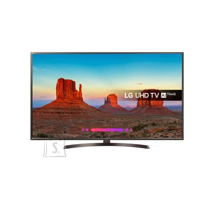 "LG 49"" Smart TV UHD 4K LCD LED teler"