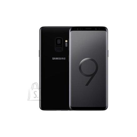 "Samsung Galaxy S9 Midnight Black 5.8"" nutitelefon"