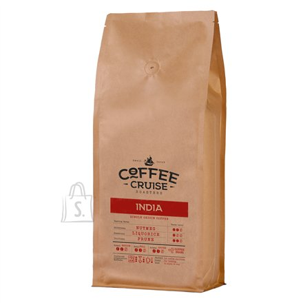 Coffee Cruise India kohvioad 1kg