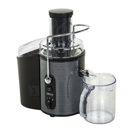 Camry Camry CR 4110 Type Juicer, Black, 1000 W, Extra large fruit input, Number of speeds 3