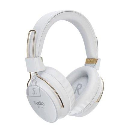 Sudio Headphones KLAR Headband/On-Ear, Bluetooth, Microphone, White, Noice canceling, Wireless
