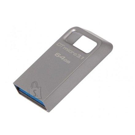 Kingston Kingston DataTraveler Micro 3.1 64 GB, USB 3.1, Silver