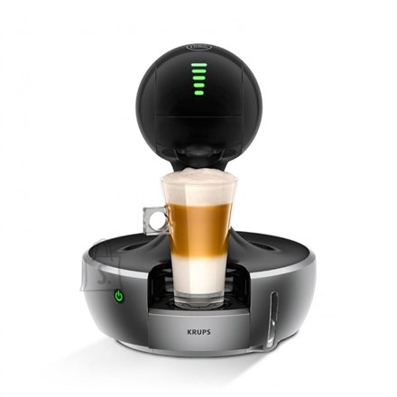 Krups Krups Dolce Gusto KP350B10 Pump pressure 15 bar, Capsule coffee machine, 1500 W, Silver/ black