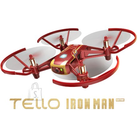 DJI droon Ryze Tech Tello Toy (Iron Man Edition)