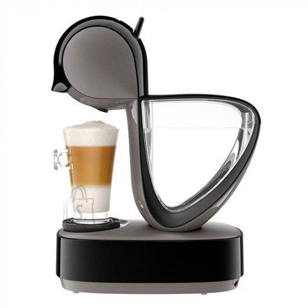 DeLonghi Delonghi Coffee maker EDG 260.G Infinissima  Pump pressure 15 bar, Capsule coffee machine, 1470 W, Grey