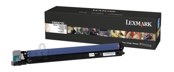 Lexmark Lexmark C950X71G Photoconductor, Black, 115000 pages