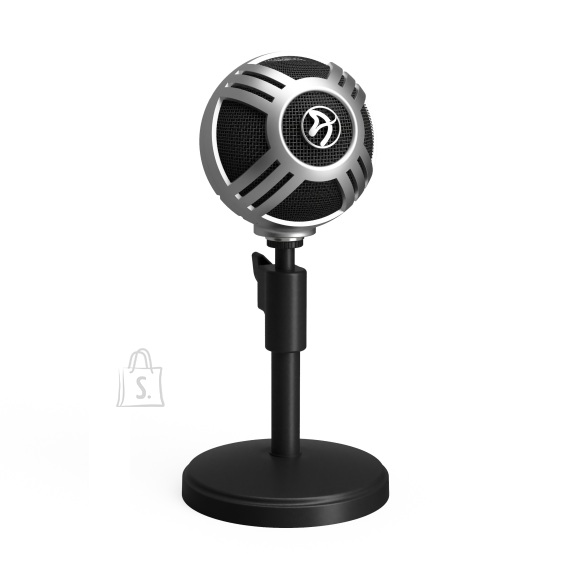 Arozzi Sfera Pro Microphone - Silver Arozzi