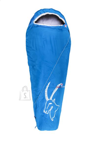 Gruezi-Bag Cloud Mumie Steinbock III sleeping bag, Right zipper