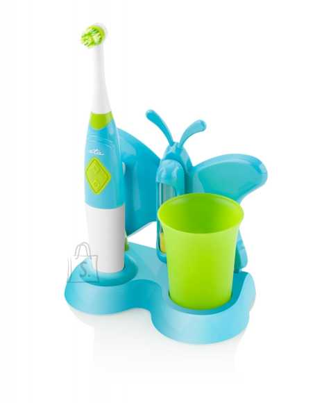 ETA ETA Toothbrush with water cup and holder Sonetic  1294 90080 For kids, Blue/ green, 2, Number of brush heads included 2