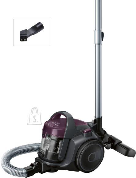 Bosch Bosch Vacuum cleaner MoveOn Mini BGC05AAA1 Bagless, Dry cleaning, Power 700 W, Dust capacity 1.5 L, 78 dB, Purple