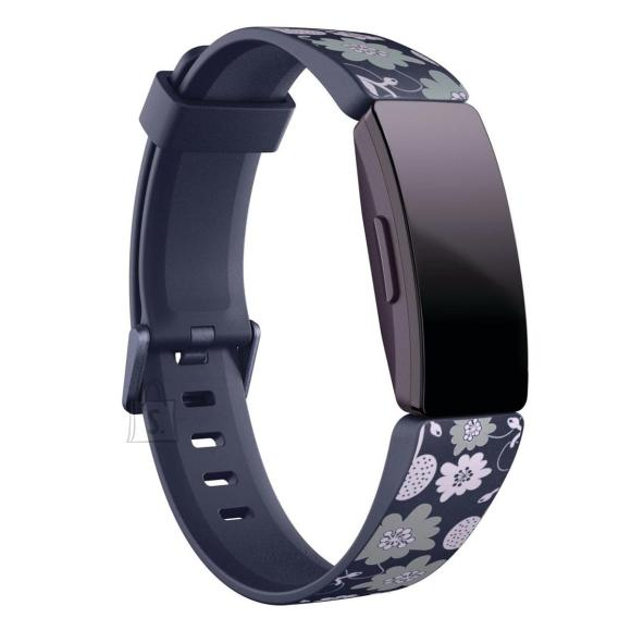 Fitbit Fitbit Inspire Print Accessory Band, large, bloom
