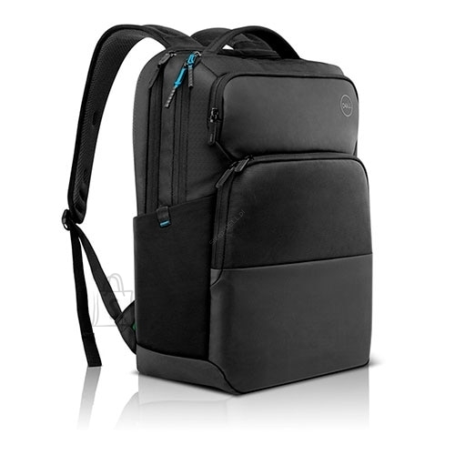 "Dell Dell Pro Backpack Fits up to size 15 "", Black, Shoulder strap, Notebook carrying backpack"