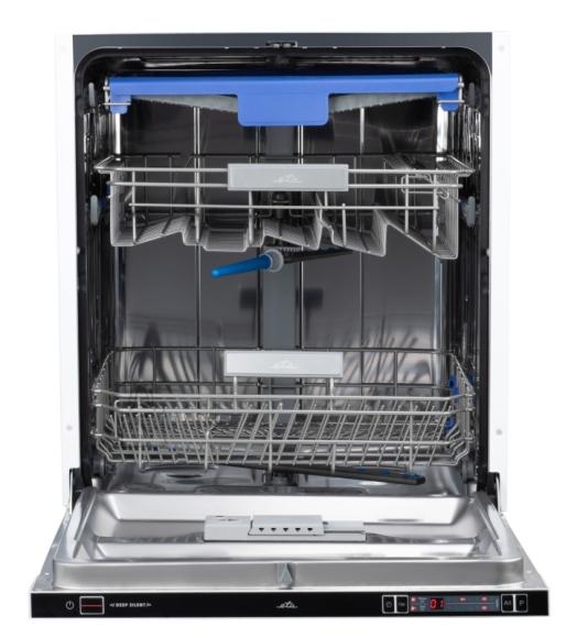 ETA ETA Dishwasher ETA339390001 Built-in, Width 60 cm, Number of place settings 14, Number of programs 9, A+++, Display, AquaStop function, Stainless steel