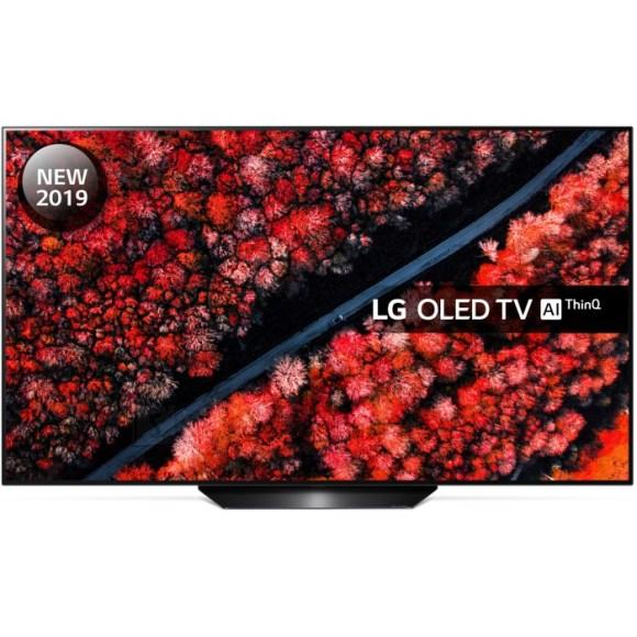 LG LG OLED65B9PLA 65, Smart TV, 3D, 4K UHD, 3840 x 2160, Wi-Fi, DVB-T2/C/S2, Black