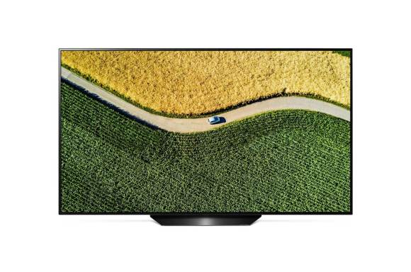 LG LG OLED55B9PLA 55, Smart TV, 3D, UHD, 3840 x 2160, Wi-Fi, DVB-T/T2/C/S/S2, Black