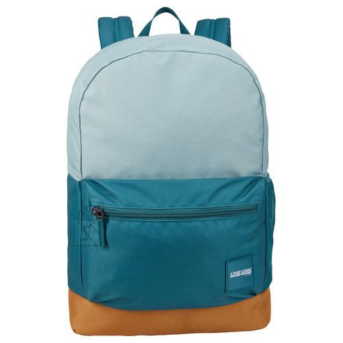 """Case Logic Case Logic Commence CCAM-1116 Fits up to size 15.6 """", Green/Brown, 24 L, Shoulder strap, Backpack"""