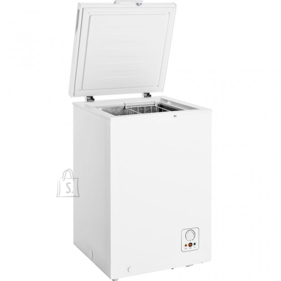 Gorenje Gorenje Freezer FH101AW Chest, Height 84 cm, Total net capacity 95 L, A+, Freezer number of shelves/baskets 1, White, Free standing,