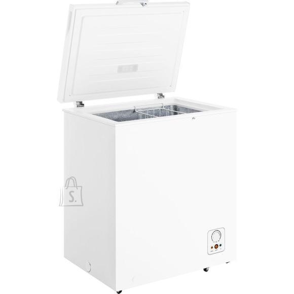 Gorenje Gorenje Freezer FH151AW Chest, Height 84 cm, Total net capacity 139 L, A+, Freezer number of shelves/baskets 1, White, Free standing,