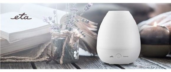 ETA ETA Essenco ETA063490000 White, Aroma Diffuser, 5 W