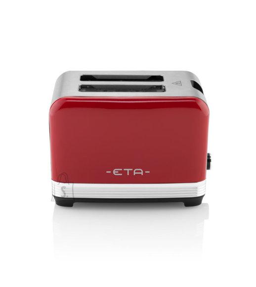 ETA ETA STORIO Toaster ETA916690030 Red, Stainless steel, 930 W, Number of power levels 7,