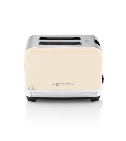 ETA ETA STORIO Toaster  ETA916690040  Beige, Stainless steel, 930 W, Number of power levels 7,