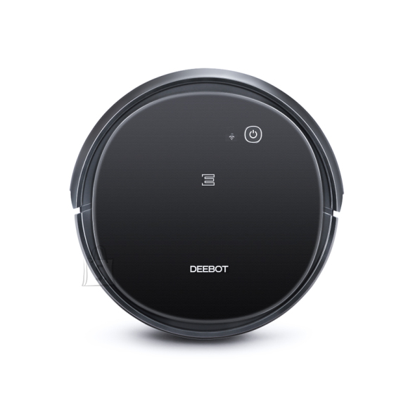 Ecovacs Ecovacs Vacuum cleaner DEEBOT 500 EU	 Warranty 24 month(s), Battery warranty 24 month(s), Robot, Black, 20 W, 0.52 L, 65 dB, Cordless, 20 V