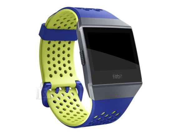 Fitbit Fitbit Ionic Accessory, Sport Band, Blue/Yellow