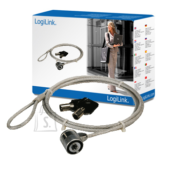 Logilink Logilink Notebook Security Lock 1.5 m
