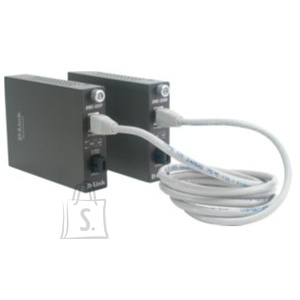 D-Link D-Link DMC-920T Media 100BASE-TX to twisted pair for 100BASE-FX (connector SC) on single cable, up to 20 km