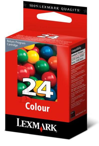 Lexmark Lexmark, No.24 Inkjet colour cartridge Lexmark