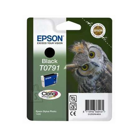 Epson Epson Singlepack Black T0791 Claria Photographic Ink Black