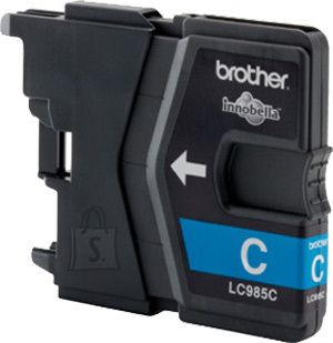 Brother Brother LC985C Ink Cartridge, Cyan