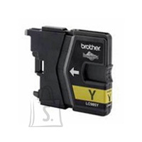 Brother Brother LC985Y Ink Cartridge, Yellow