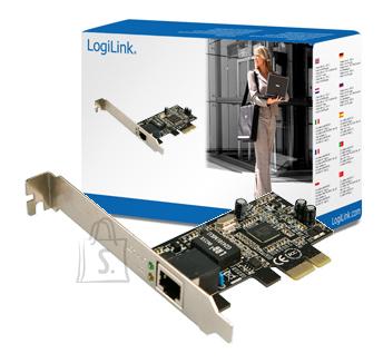 Logilink Logilink Gigabit PCI Express network card PCI-E