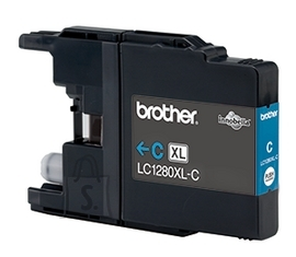 Brother Brother LC1280XLC Ink Cartridge, Cyan