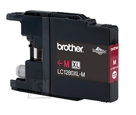 Brother Brother LC1280XLM Ink Cartridge, Magenta
