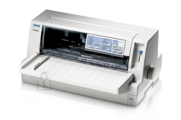 Epson Epson LQ-680 Pro Dot matrix, Printer, White/Grey