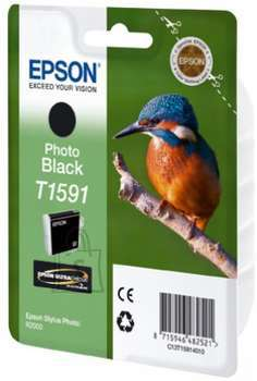 Epson Epson T1591 Ink Cartridge, Photo Black