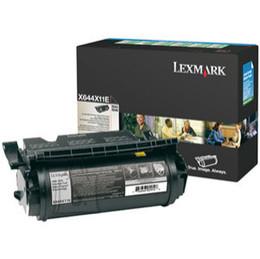 Lexmark Lexmark X644X11E Cartridge, Black, 32000 pages