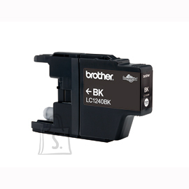 Brother Brother LC1240BK Ink Cartridge, Black
