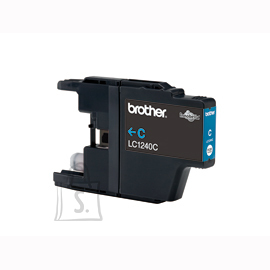 Brother Brother LC1240C Ink Cartridge, Cyan