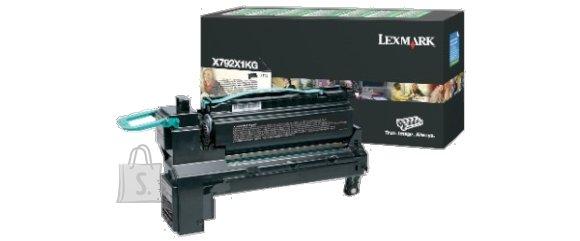 Lexmark Lexmark X792X1KG Cartridge, Black, 20000 pages