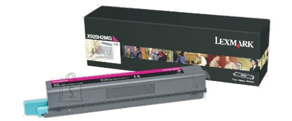 Lexmark Lexmark X925H2MG Cartridge, Magenta, 7500 pages